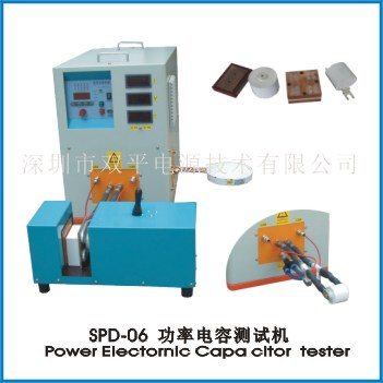 SPD-06L  Power Electronic capacitor tester